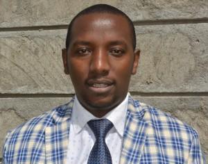 Hon. Zachary Mwangi Njeru, Deputy Speaker and Member of Nyandarua County Assembly from Nyakio Ward